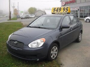 Hyundai Accent GL AUTOMATIQUE 2010