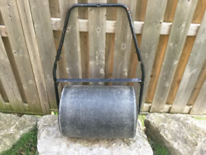 """Poly Lawn Roller 18""""X24"""""""