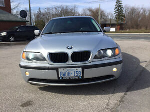 2003 BMW 325I with emission&ready for safety mint condition