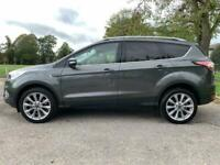 2019 Ford Kuga 1.5T ECOBOOST 180 TITANIUM X EDITION AUTO AWD (S/S) 5DR LEATHER