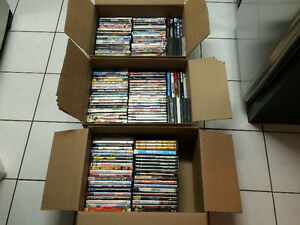 DVD's -assorted