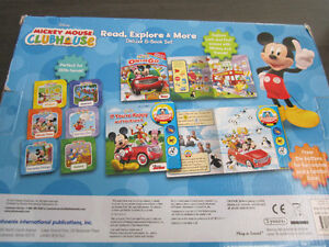 Mickey Mouse Clubhouse Read, Explore & More, NEW in box Kitchener / Waterloo Kitchener Area image 2