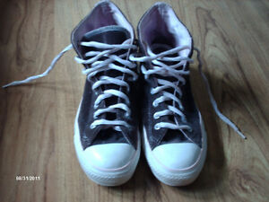 3 pairs of Sneakers for sale