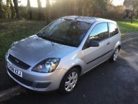 2008 Ford Fiesta Style climate 1.2-76,000-March 2018 mot-full history-1 owner
