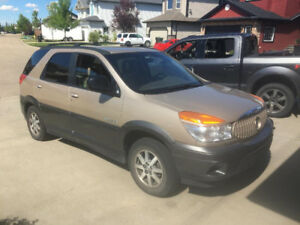 2003 Pontiac Rendezvous for sale
