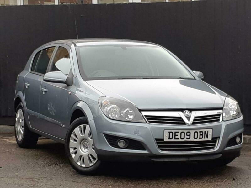2009 Vauxhall Astra 1.6 i 16v SXi 5dr Hatchback Petrol ...