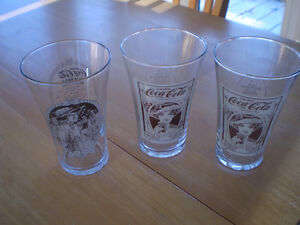 COCA COLA GLASSES Windsor Region Ontario image 1