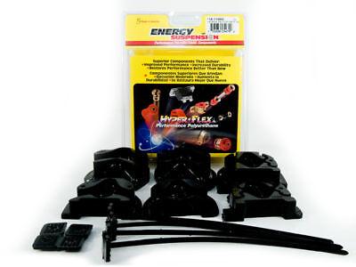 Energy Suspension Polyurethane Engine Motor Mount Inserts 92 00 Honda Civic ALL