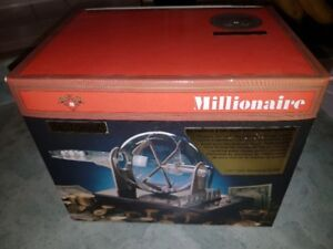 Vintage 1980s Millionaire Lucky Number Lotto Machine New in box!