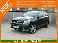 2016 Mercedes-Benz GLE CLASS GLE250d AMG Line SUV Diesel Automatic