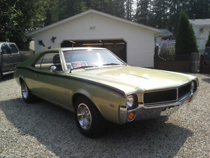 1968 Javelin SST Coupe