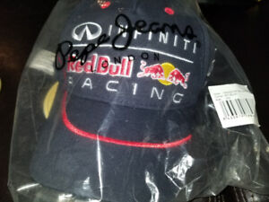 Red Bull Racing Pepe Jeans Cap- Brand New with Tags