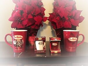 Xmas cups and ornaments