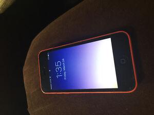 iPhone 5 C pink