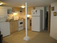 Beaches New 1 Bedroom Basement Apartment