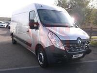 2014 Renault Master 2.3dCi LM35 125 Business DAMAGED REPAIRABLE SALVAGE