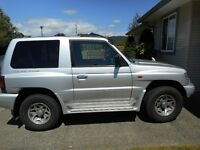 1999 Mitsubishi Other SUV, Crossover