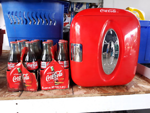 Bunch of Coca-Cola stuff