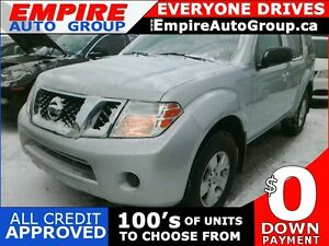 2012 NISSAN PATHFINDER S * 4WD * POWER GROUP