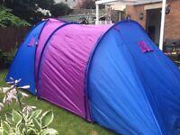 Three man tent