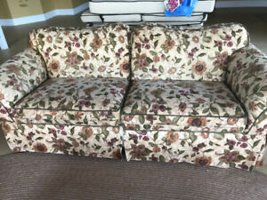 7 foot long couches (2 available)