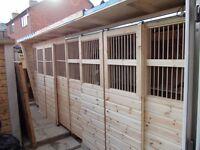 15 feet x 5 feet new weather board pigeon loft