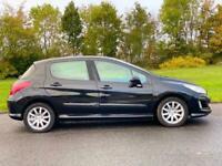 2009 Peugeot 308 1.6 HDi 90 S 5dr HATCHBACK Diesel Manual