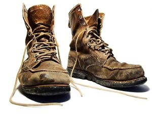 On The Search For Old Worn Out Boots