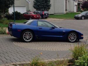 2002 Chevrolet Corvette Z06 Coupe (2 door)
