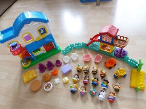 Fisher Price Little People - gros lot