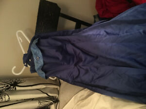 Grad or bridesmaids dress, corset back , size 10, $100 obo