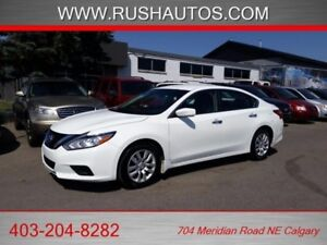 2016 Nissan Altima 2.5 S  - Bluetooth  - Reduced