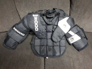 Goalie Chest Protector -  Sherwood Junior XL