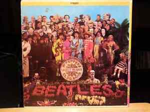 Vinyle The Beatles Sgt Pepper's Lonely Hearts Club Band vinyl