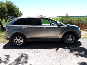 2008 Ford Edge best offer/trade