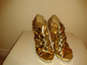 Women High Heel Shoes Size 5.5_price reduced