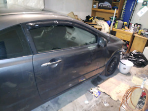 2009 Honda Civic coupe part out