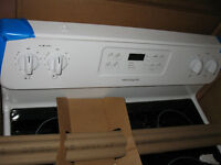Numerous brand new appliances