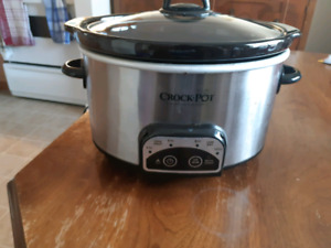Slow cooker 4 qts
