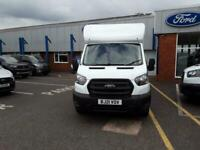 2021 Ford Transit 2.0 350 LEADER C/C ECOBLUE CHASSIS CAB DIESEL Manual