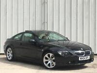 BMW 645 4.4 auto 2004MY Ci PX SWAP FINANCE WARRANTY AVAILABLE