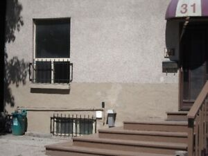 Beautiful 1 Bedroom apartment in DT with all Utilities included