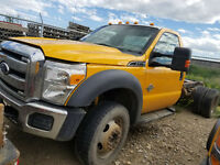 2011 Ford F 550 Diesel 6.7 Turbo Buy Complete Or Buy For Parts Calgary Alberta Preview