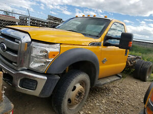 2011 Ford F 550 Diesel 6.7 Turbo Buy Complete Or Buy For Parts