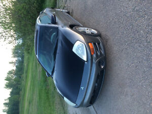 2002 Mitsubishi Eclipse 2 door Hatchback