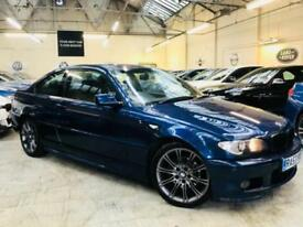 2003 BMW 3 Series 2.5 325Ci Sport Coupe 2dr Petrol Automatic (229 g/km, 192