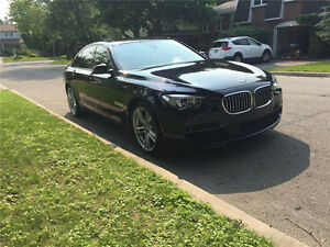 2013 BMW 750xi M-Sport, Executive & Technology Package
