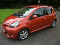 2012 62 TOYOTA AYGO 1.0 VVT-I FIRE 5D 67 BHP ** £30 ROAD TAX VEHICLE **