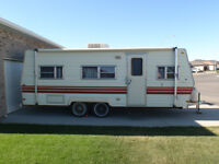 1987 24ft Rustler Travel Trailer