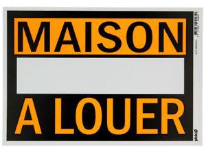 Recherche Logement  OU Maison, Chambly, Carignan ou St-Jean.